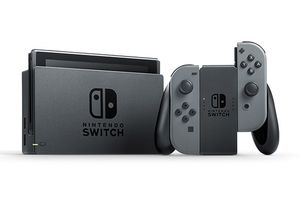 Nintendo switch console V2 grey for Sale in Anaheim, CA