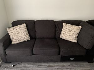 Alenya 3-Piece sectional *missing middle piece* for Sale in Suitland, MD