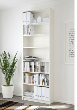 IKEA billy bookcase white for Sale in Laguna Beach, CA