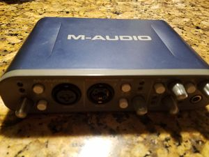 M audio Fast Track Pro for Sale in Aventura, FL