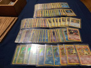 Over 100 Holo Pokemon Card Collection for Sale in Round Lake Heights, IL