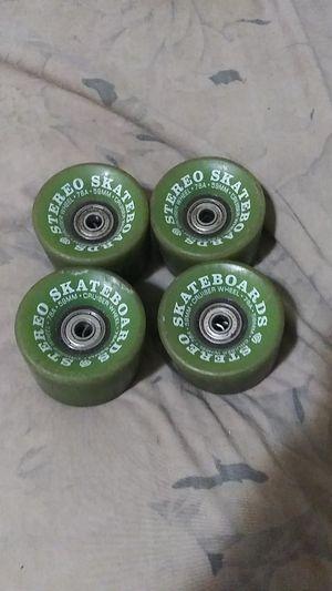 Skate/long board wheels for Sale in Eugene, OR