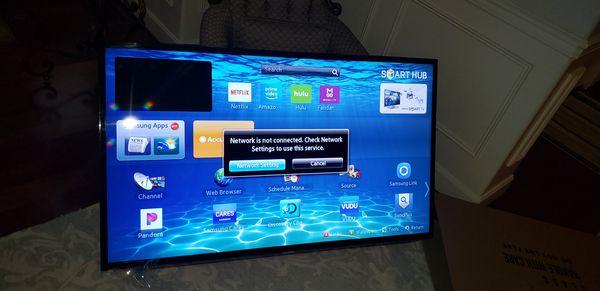 55 inch Samsung Smart TV