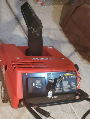 "Murray 4 1/2 horse power 21"" snow blower for Sale in Morton Grove, IL"