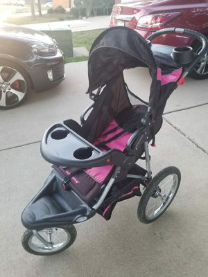 Babytrend Jogger stroller good condition for Sale in Fort Worth, TX