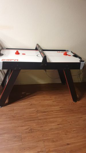 Air hockey table game for Sale in Ontario, CA