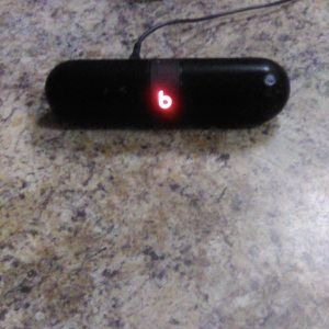 Beats Pill Gen 2 Black And Color Mini Bluetooth Portable Speaker Asking $50 Refurbished for Sale in Aurora, CO