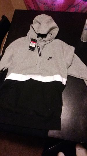 Nike hoodie and sweats set large top xl bottom for Sale in Wichita, KS