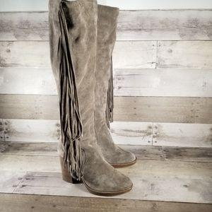 Steve Madden Fringerr Boots   Womens 7B for Sale in Whittier, CA