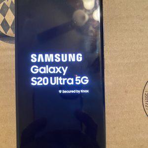 Samsung Galaxy S20 Ultra 5G for Sale in Orangevale, CA