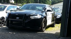 2013 ford Taurus police interceptor for Sale in Roy, WA