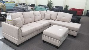 Sectional sofa brand new in a box for Sale in US