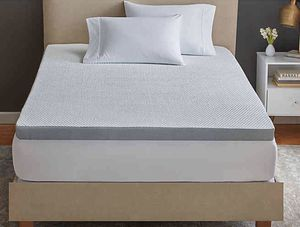 "New - Therapedic Tru-Cool 3"" Serene Foam Performance Mattress Topper - Queen for Sale in Fort Worth, TX"