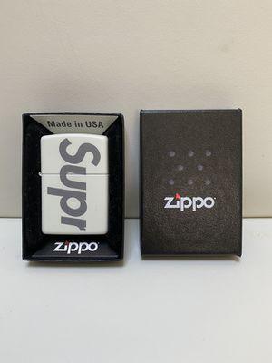 Supreme Glow in the Dark Zippo Lighter BRAND NEW for Sale in Piscataway, NJ