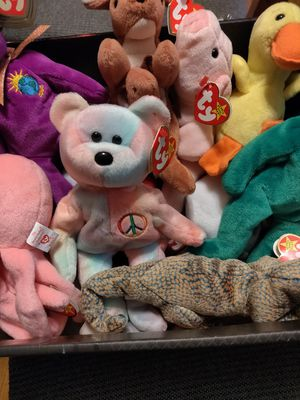Beannie babies collection toy for Sale in Anaheim, CA