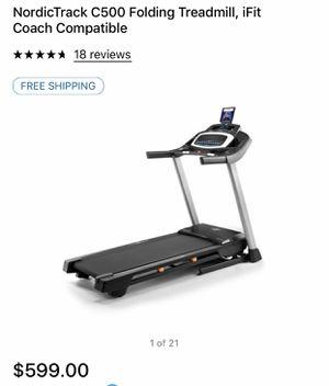Folding treadmill for Sale in Downey, CA