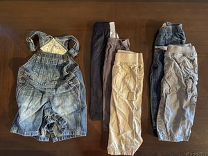 18 month pants & overalls for Sale in Apache Junction, AZ