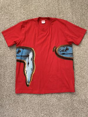 Supreme The Persistence of Memory Tee for Sale in Glendale, AZ