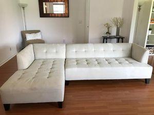 Modern Sofa (Macy's) for Sale in Deerfield Beach, FL