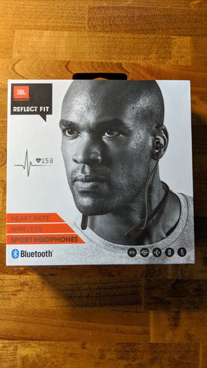 JBL Reflect Fit Bluetooth Headphones for Sale in Hillsboro, OR