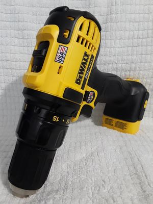 (PRICE IS FIRM) DEWALT 20 V MAX COMPAC DRILL 2 SPEED ( TOOL ONLY) for Sale in Charlotte, NC
