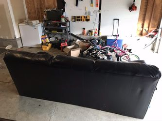 Leather Sofa Set for Sale in Reynoldsburg,  OH
