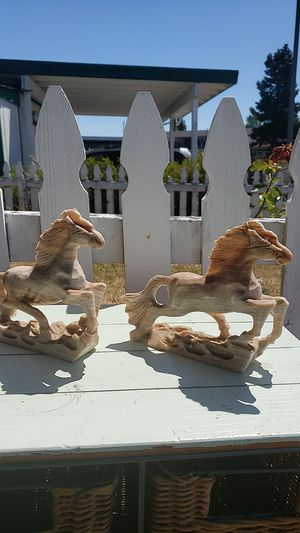 Faux-Ivory Horses for Sale in Seattle, WA
