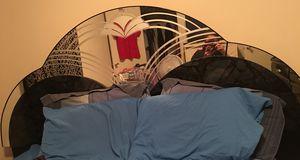 Dresser mirror and headboard for Sale in Waynesboro, VA