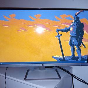 "Hp 32"" 1080p Monitor (2020) for Sale in Port Charlotte, FL"