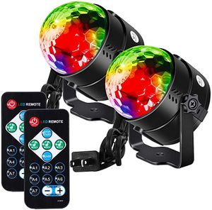 Led party light disco ball for Sale in Stockton, CA
