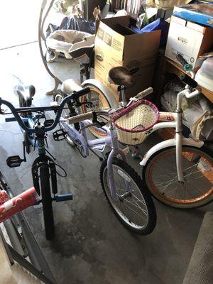 Kids bikes for Sale in Fullerton, CA