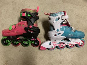 Girls skates for Sale in Corcoran, CA