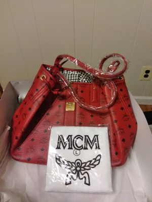 MCM hand bag for Sale in Bristol, PA