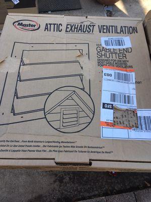 New attic vent for Sale in Dallas, TX