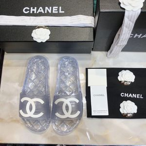 Chanel Clear Transparent Slides for Sale in New York, NY