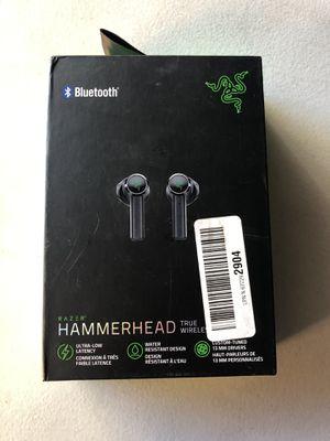 Razer Hammerhead wireless earbuds for Sale in Los Angeles, CA