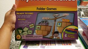 Kids folder games. Preschoolers 15 each for Sale in Golden Oak, FL
