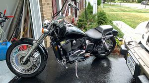 Honda Shadow 2003 750 C Motorcycle for Sale in Chantilly, VA