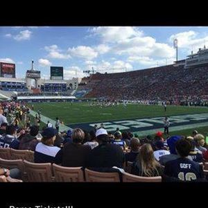 4 Rams vs Bears tickets plus South Lawn Tailgate Pass! for Sale in Marina del Rey, CA