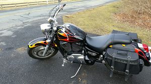 2007 honda sabre motorcycle. Low miles for Sale in Brookeville, MD