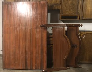 Twin bed - solid wood for Sale in San Jose, CA