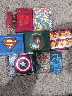 7 Wallet Bundle for Sale in Deptford Township,  NJ