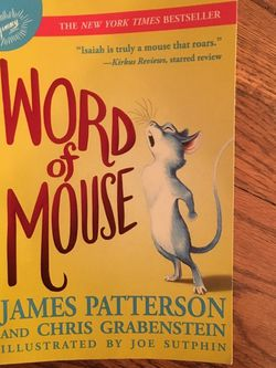 Children's Book -Word Of Mouse for Sale in Huntington Woods,  MI