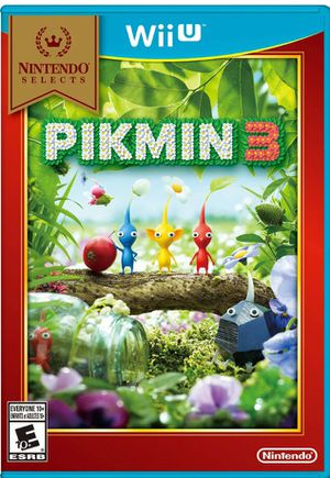 Pikmin 3 - Wii U, 2013 (Nintendo Selects) for Sale in Savoy, IL