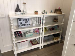 Jenny Lind Target Collection Bookshelves for Sale in Rancho Santa Margarita, CA