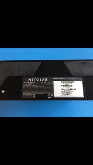 $35 for all, Netgear, R6300, good condition, Wireless Router, WIFI, Modem, for Sale in Redmond, WA