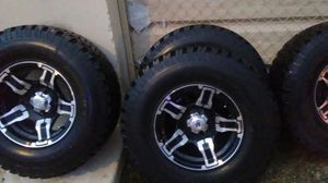 Jeep CJ /TJ wheels for 1980-2006 for Sale in TEMPLE TERR, FL