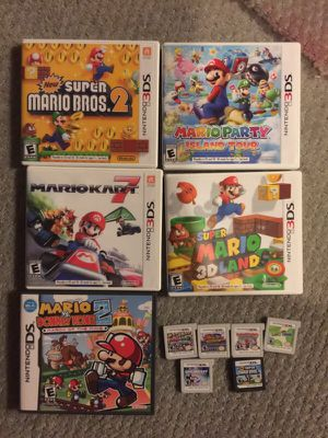 Nintendo 3ds games for Sale in Worthington, OH