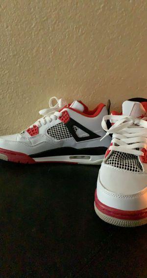 """JORDAN 4 """"Fire red"""" for Sale in Las Vegas, NV"""