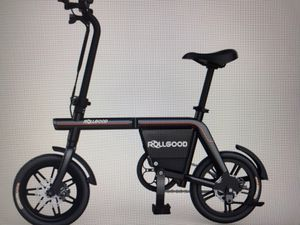 Electric foldable bicycle (New) for Sale in Hoboken, NJ